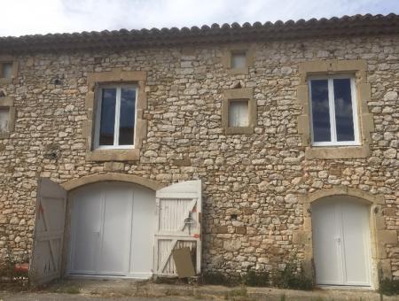 Rénovation PVC Fenêtre Porte D'une ancienne bâtisse à Aix en Provence