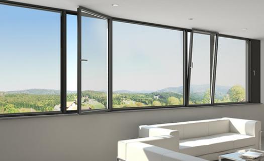 Pose de fenêtres oscillo-battante modernes et designées sur Allauch